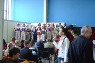 Targi turystyczne Ostrawa 2006