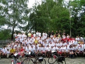 I Subregionalny Rajd Rowerowy - Rybnik 2007