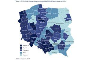 Region atrakcyjny inwestycyjnie