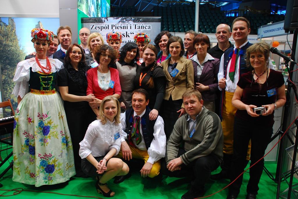 Śląskie nagrodzone na MTT Wrocław 2011!