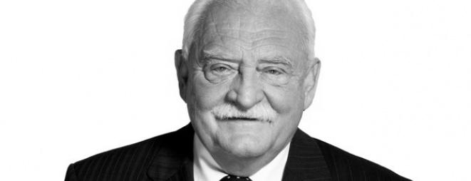 Nie żyje senator Antoni Motyczka