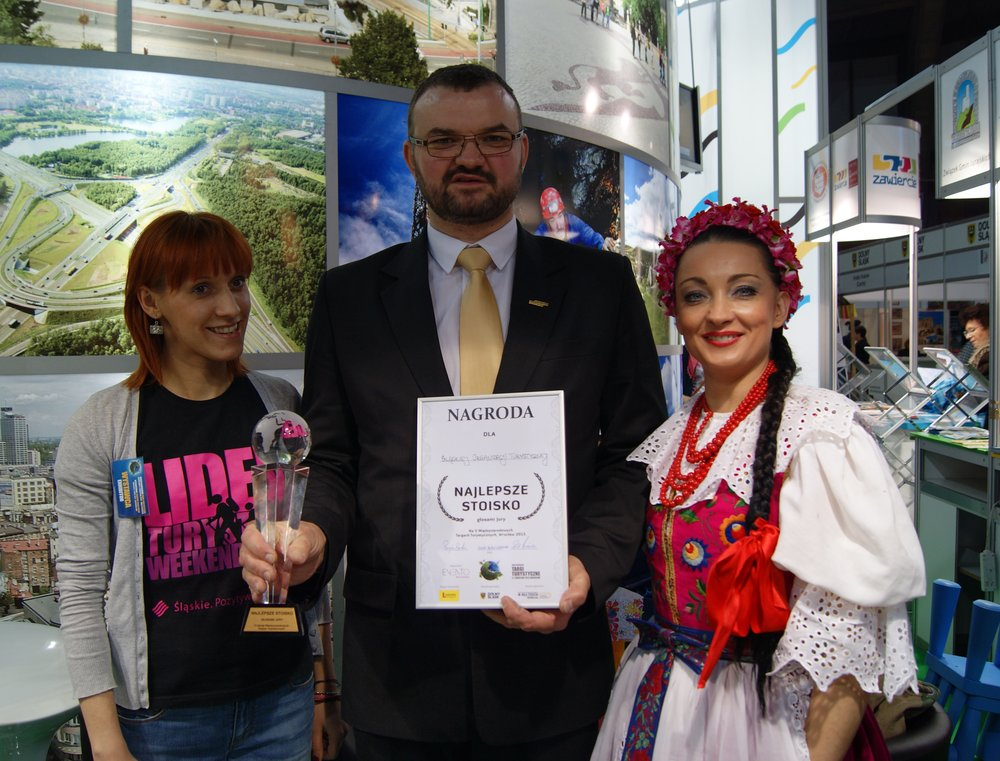 Sukcesy na targach we Wrocławiu
