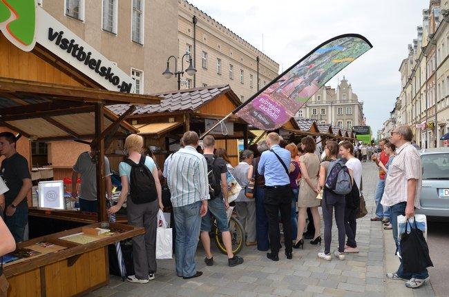 Oferta turystyczna regionu na targach turstycznych w Opolu