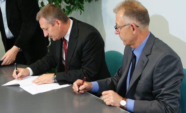 Umowa na dokumentację RDRP