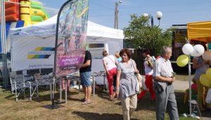 Promocja Subregionu Zachodniego podczas dożynek powiatowo – gminnych w Świerklanach