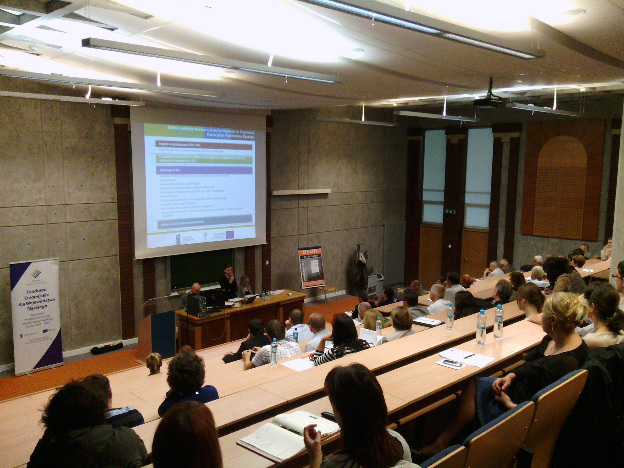 Subregionalne konsultacje projektu RPO WSL 2014 -2020