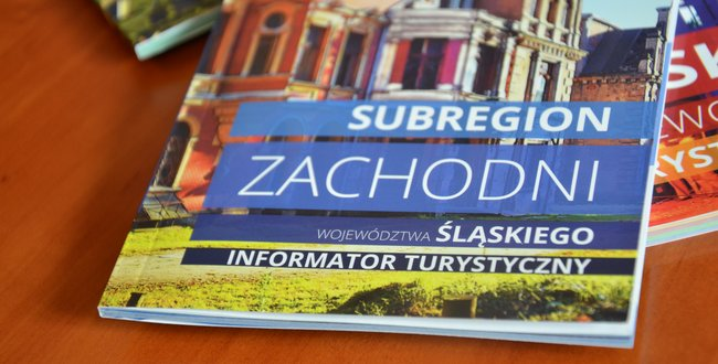 Nowe wydawnictwa promujące Śląskie
