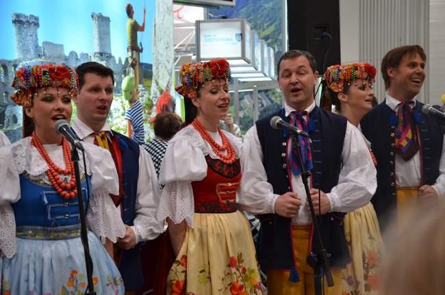 Targi Regionów Turystycznych Na Styku Kultur w Łodzi