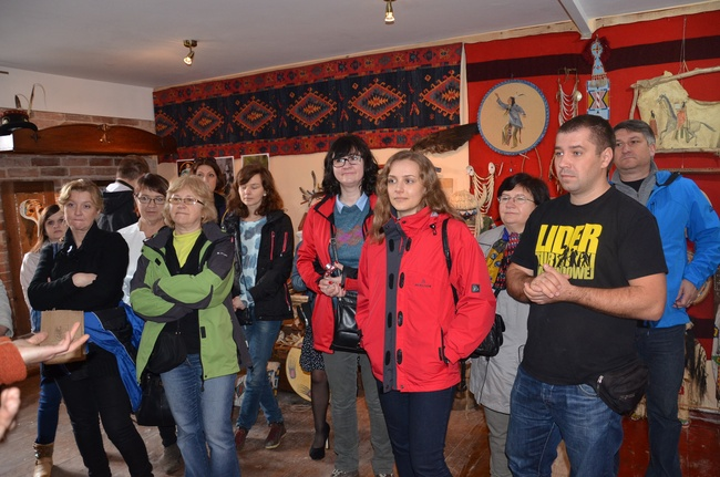 Informatorzy turystyczni w Subregionie
