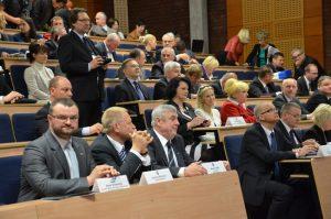 50 Sesja Sejmiku Śląskiego w Rybniku