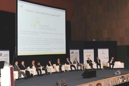 Program Samorząd, który wspiera MŚP