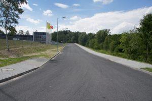 Strefa w Skrzyszowie z nową infrastrukturą