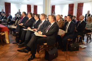 Pierwsza konferencja w ramach kampanii GZDE