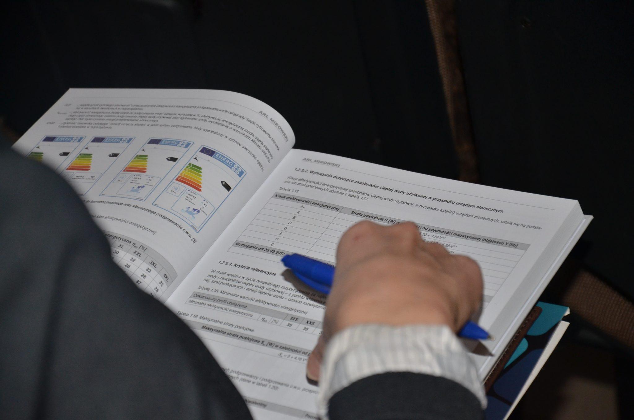 Pierwsze seminarium tematyczne - Gmina z (dobrą) energią!