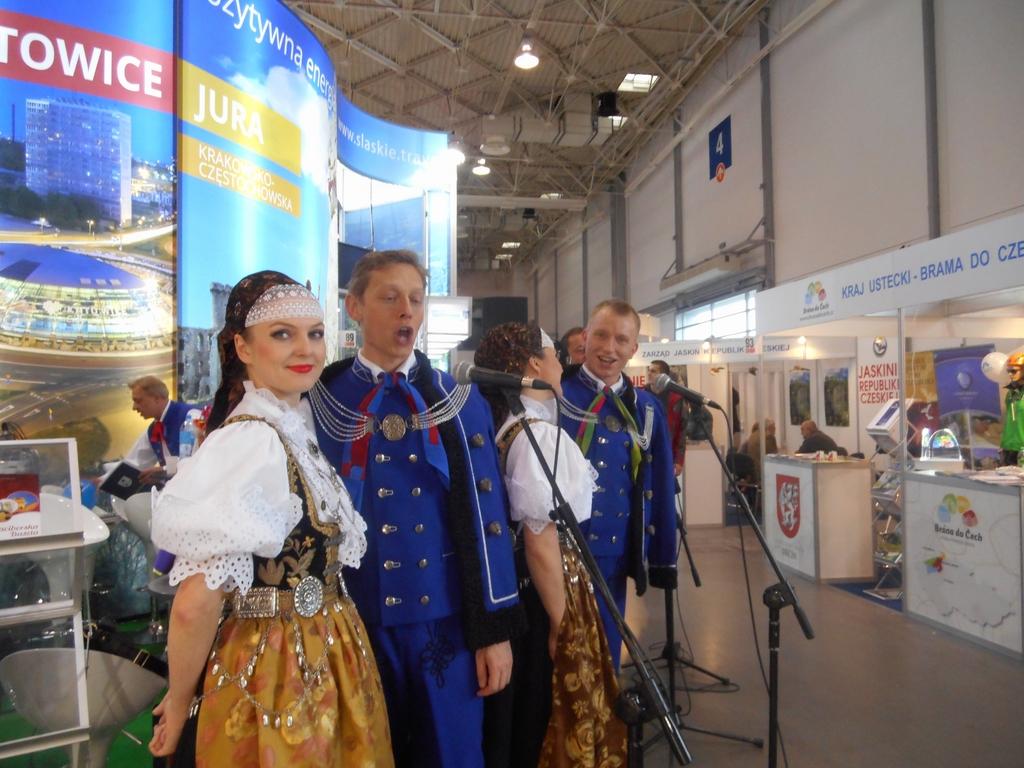 """Targi Regionów i Produktów Turystycznych """"Tour Salon"""" w Poznaniu"""