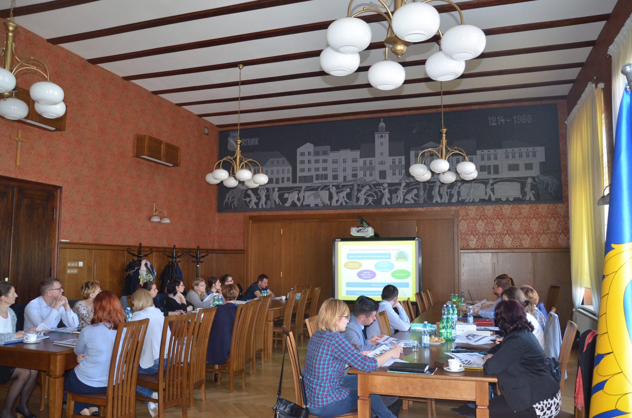 Fundusze na usługi społeczne i zdrowotne dla Subregionu Zachodniego