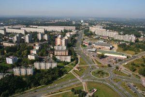 """Działanie 2.1 Projekt """"Szerokopasmowy dostęp do Internetu dla Miasta Jastrzębie Zdrój"""""""