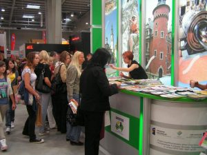 Targi turystyczne Lato 2009 Warszawa
