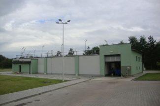 Budowa oczyszczalni ścieków w miejscowości Kuźnia Raciborska