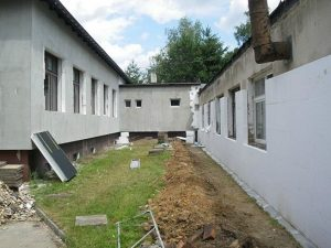 Ograniczanie niskiej emisji w budynkach użyteczności publicznej w Powiecie Rybnickim