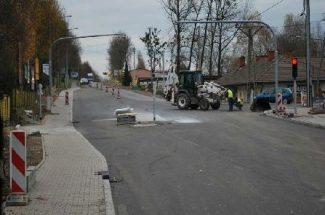 Poddziałanie 7.1.2 Udrożnienie ruchu w południowej części Subregionu Zachodniego – Wodzisław Śląski Etap II
