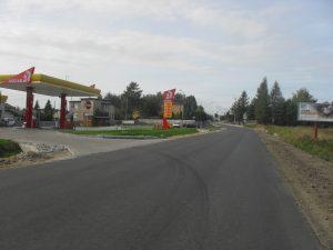 Poddziałanie 7.1.2 Projekt Przebudowa ciągu drogowego usprawniającego dojazd do stref przemysłowych w Czyżowicach oraz odciążającego DW 933