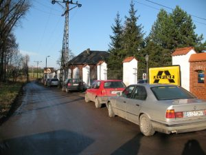 Poddziałanie 7.1.2 Projekt Modernizacja ul. Polnej w Rogowie wraz z odwodnieniem