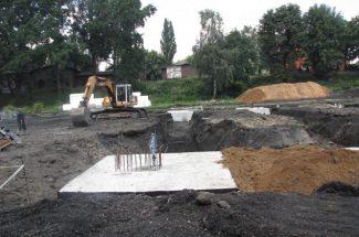 Projekt Zagospodarowanie przestrzeni publicznej na targowisko miejskie w Czerwionce - Leszczynach