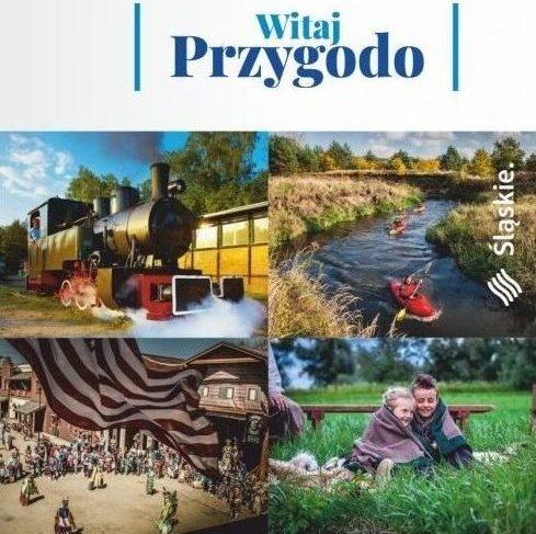 Witaj Przygodo - Informator dla grup - okładka