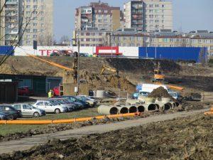 Poddziałanie 7.1.2 Projekt Udrożnienie ruchu w południowej części Subregionu Zachodniego – Wodzisław Śląski Etap I