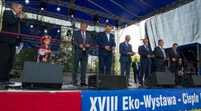 Uroczyste Otwarcie Eko - Wystawy