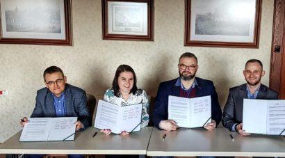 Złożyciele forum subregionów województwa